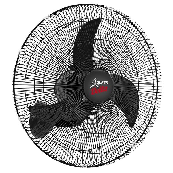 Ventilador Oscilante de Parede 65Cm Super Delta PT 756332 - VENTIDELTA