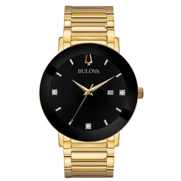 Relógio Bulova Masculino Modern Diamond