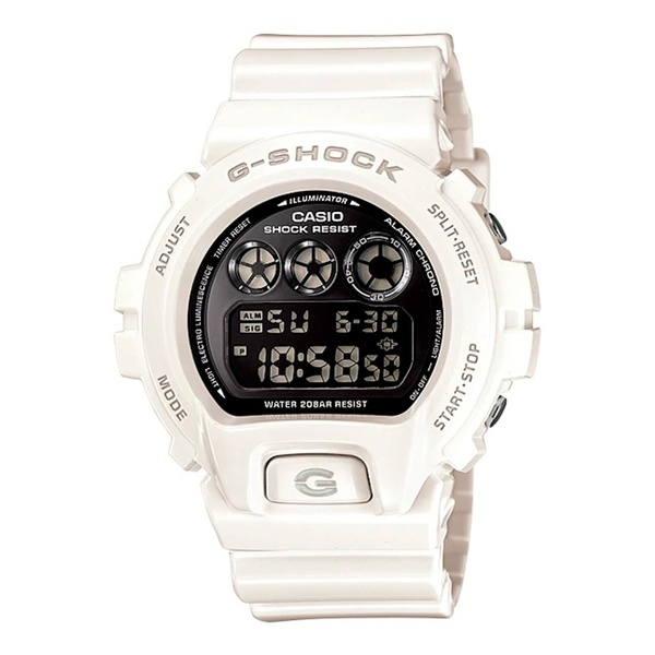 Relogio G-Shock Digital Branco