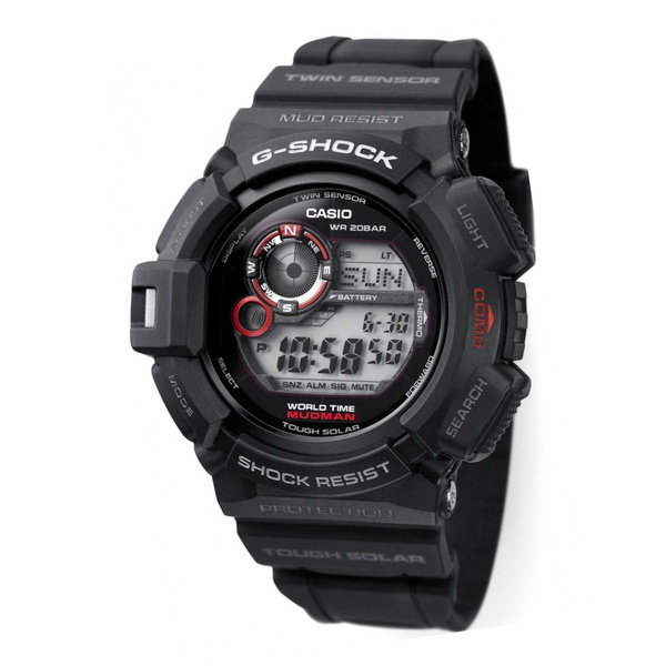 Relogio G-Shock Masculino Mudman Digital
