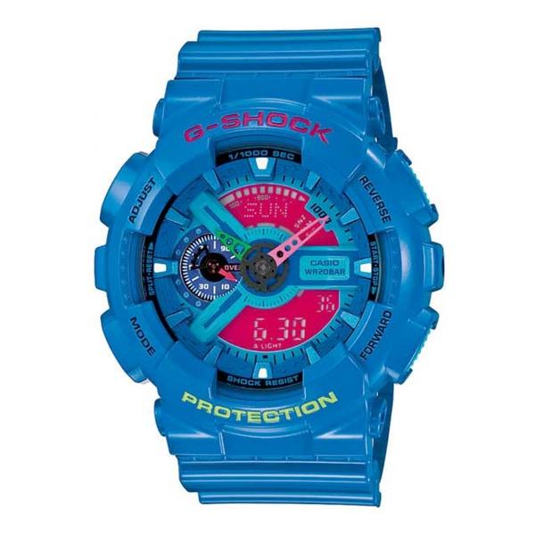 Relogio G-Shock Masculino AnaDigi Azul