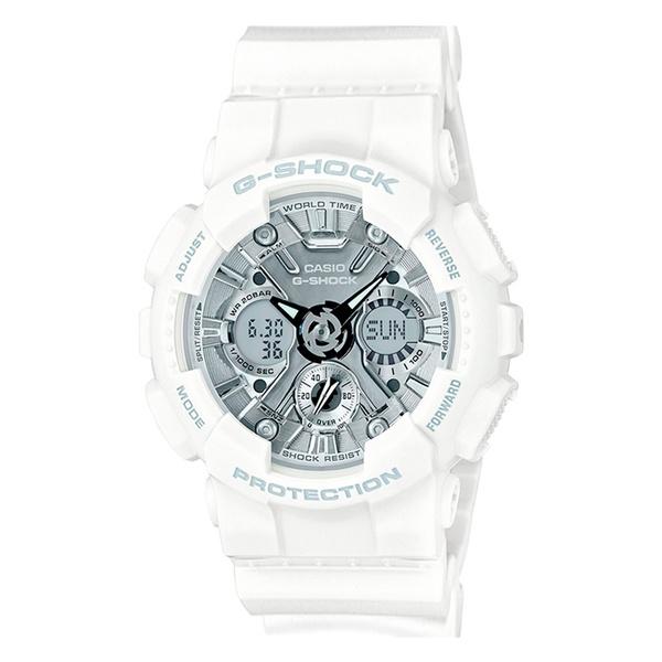 Relogio G-Shock AnaDigi Branco
