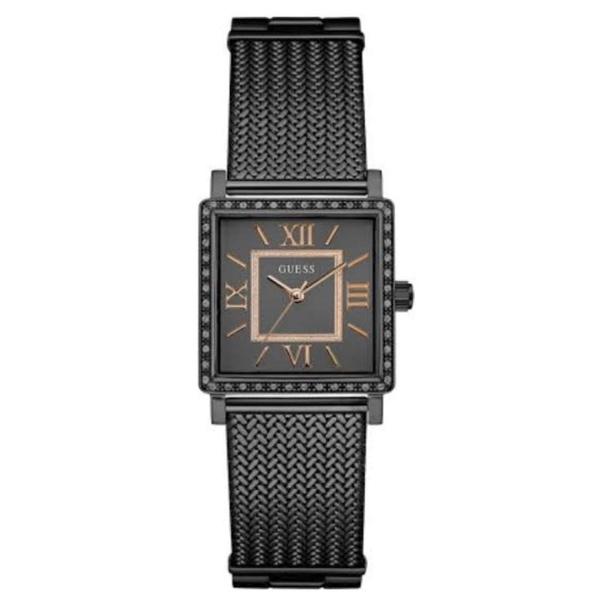 Relógio Guess Feminino Quadrado Preto
