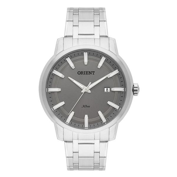 Relógio Orient Masculino Cinza