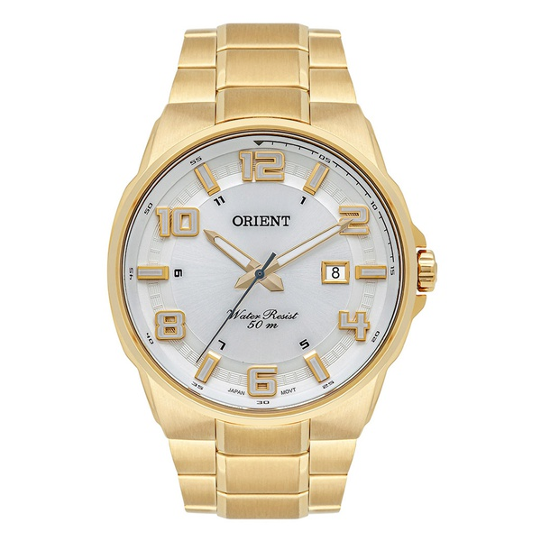 Relógio Orient Masculino Neo Sport Dourado