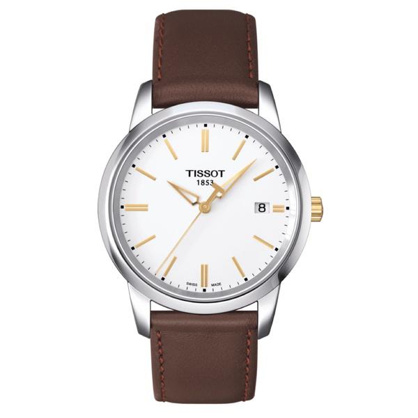 Relógio Tissot Masculino Classic Dream Couro