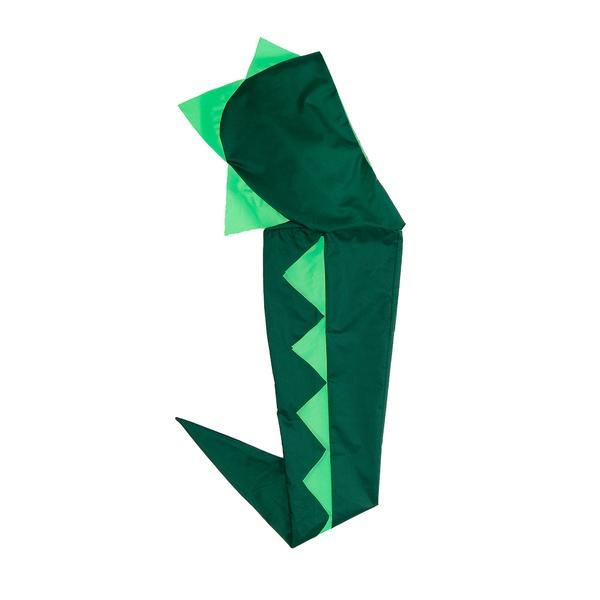 Fantasia Cauda dino Verde