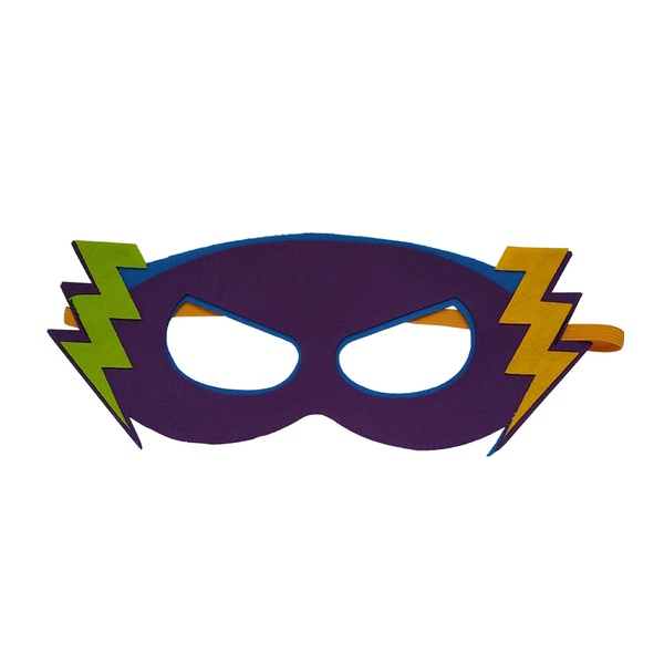 Máscara Super Heróis