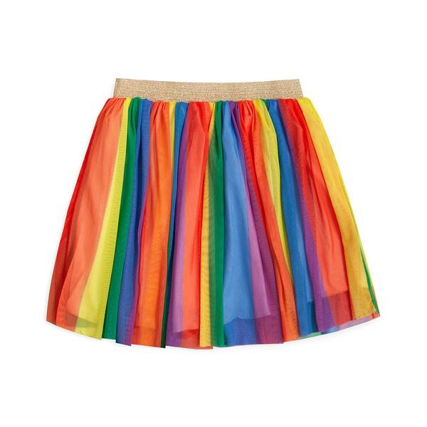 Vestuário infantil Saia tule Rainbow