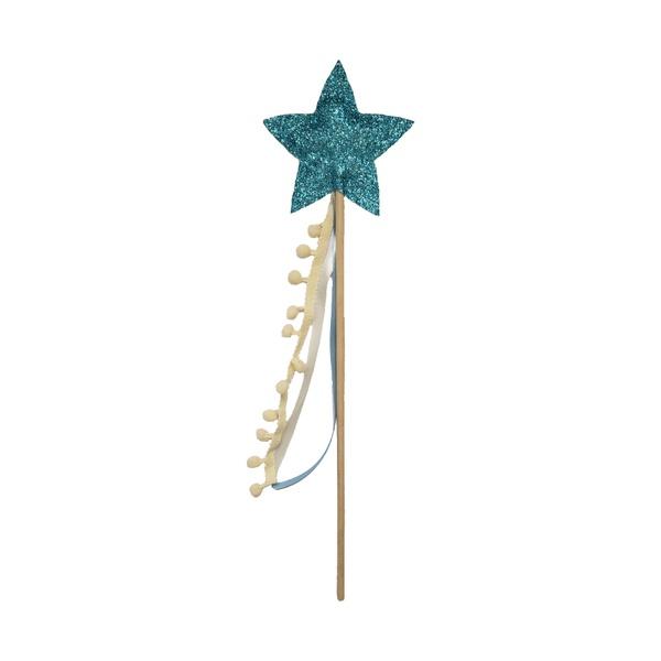 Varinha estrela azul