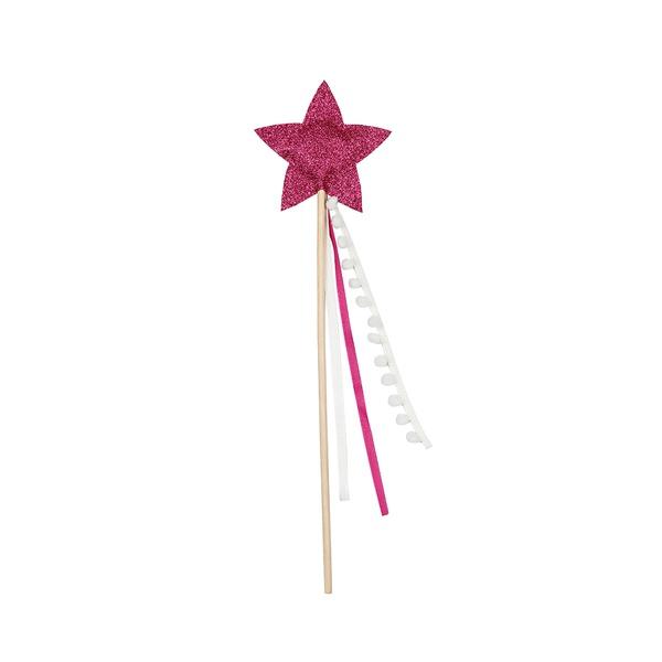 Varinha estrela pink