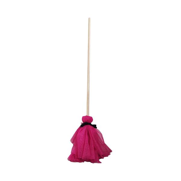 Vassoura Pink