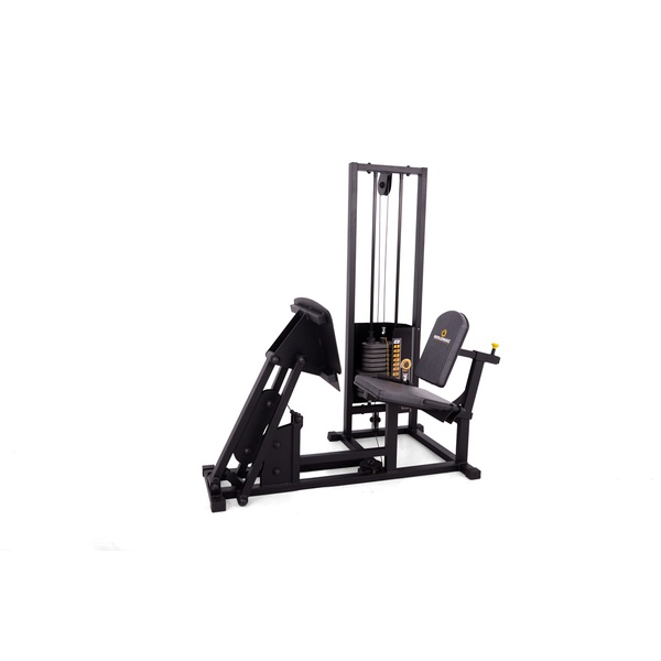 Leg Press Horizontal Sentado com carga