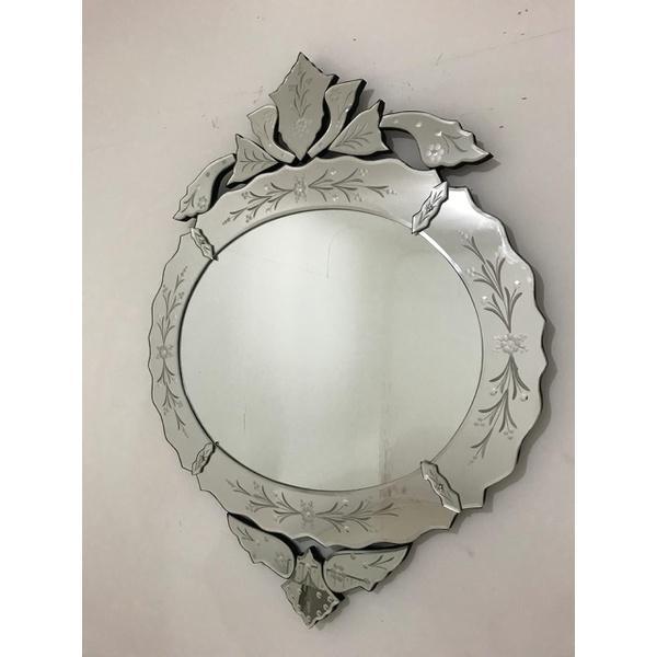 Espelho Flor - Moldura Trabalhada