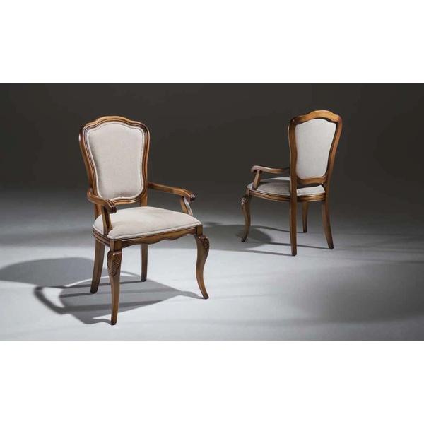 Cadeira Enc. Tecido C/ Braço - Linha Hillux
