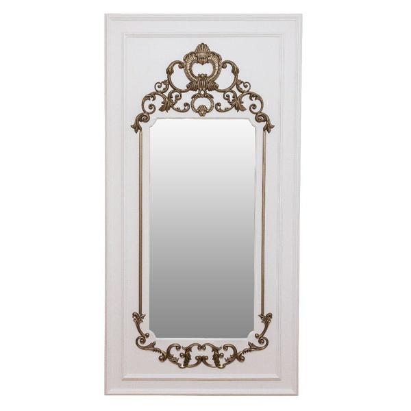 Moldura Espelho Versailles de Chão