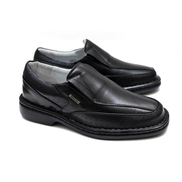 Sapato Confort Alcalay Preto