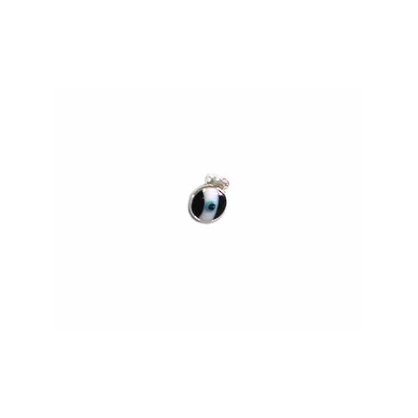 Pingente De Prata Olho Grego: A Tendência Que Atrai Sorte E Proteção Semi Joias Finas Musa Kalliopi