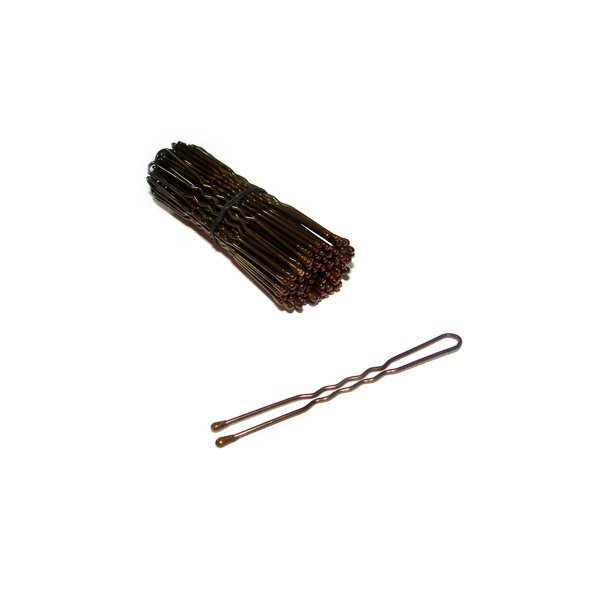 Grampo Bailarina 6,5x1,0cm 50 unidades De Metal Musa Kalliopi