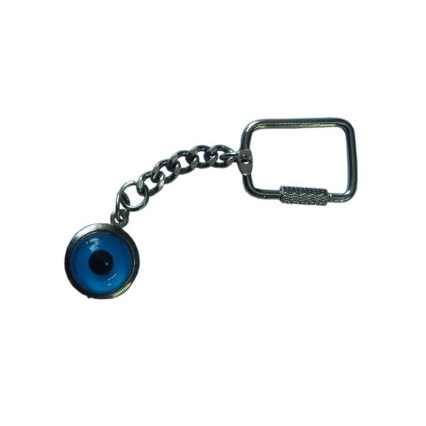 Chaveiro De Vidro Olho Grego: A Tendência Que Atrai Sorte E Proteção Semi Joias Finas Musa Kalliopi