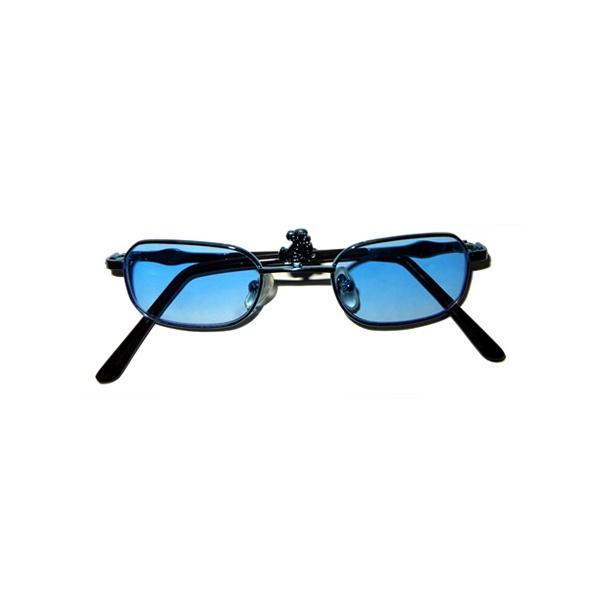 Óculos de sol Azul infantil : com armação de metal Musa Kalliopi