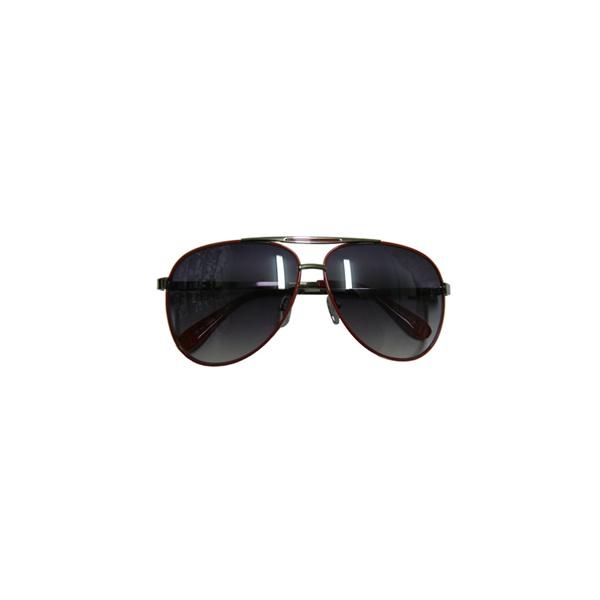 Óculos de sol Unissex de metal Bronze com haste Tartaruga e Prata com haste Preta Musakalliopi.