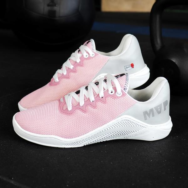 Tênis MVP Cross Training - Pink Silver