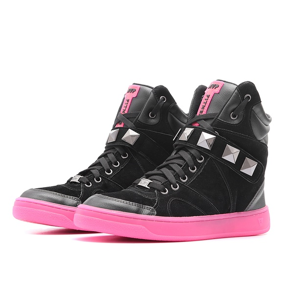 Tênis MVP Hard Fit - Preto / Pink