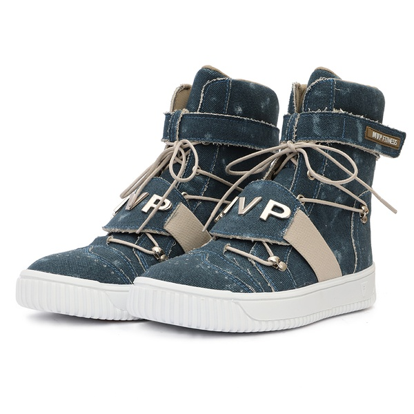 Tênis MVP Street Hard - Destroyed Jeans