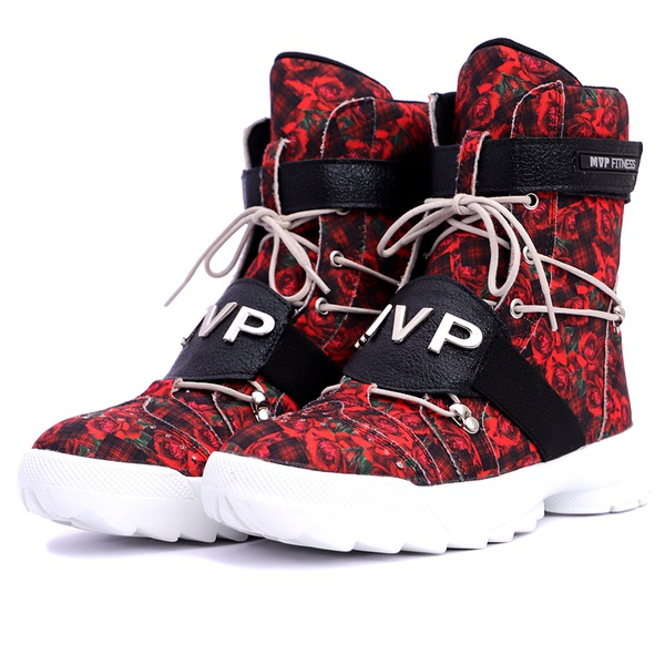 Tênis MVP Thunder Fit - Red Rose