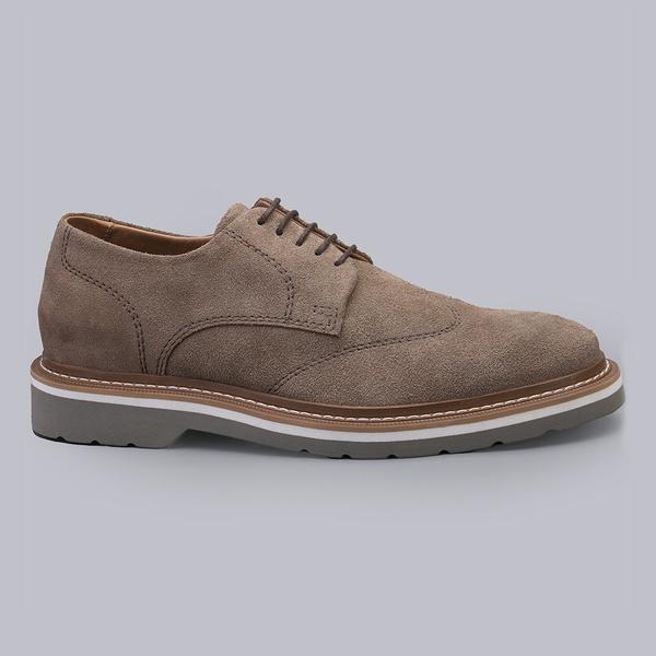 Sapato Casual Masculino Nevano Jim - Cromo