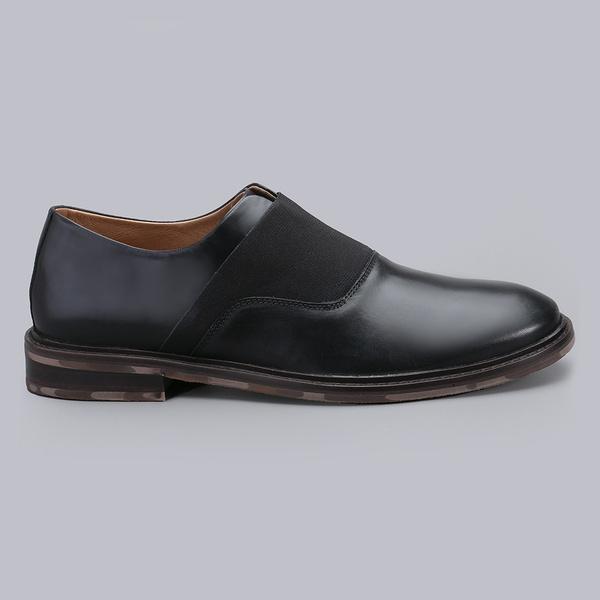 Sapato Casual Masculino Nevano Joe - Preto