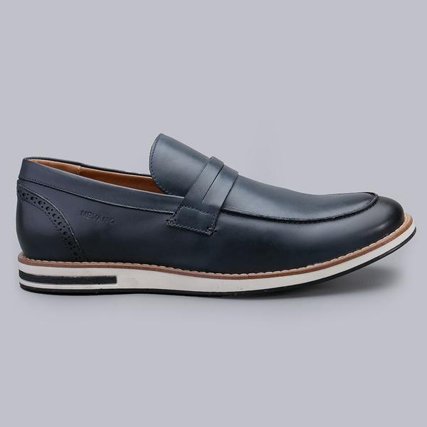 Sapato Casual Masculino Nevano Lionel - Marinho