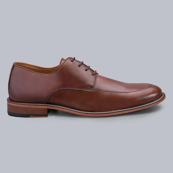 Sapato Social Nevano George - Whisky