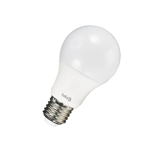 Lâmpada LED Bulbo A55 8W/6500K Bivolt Brilia