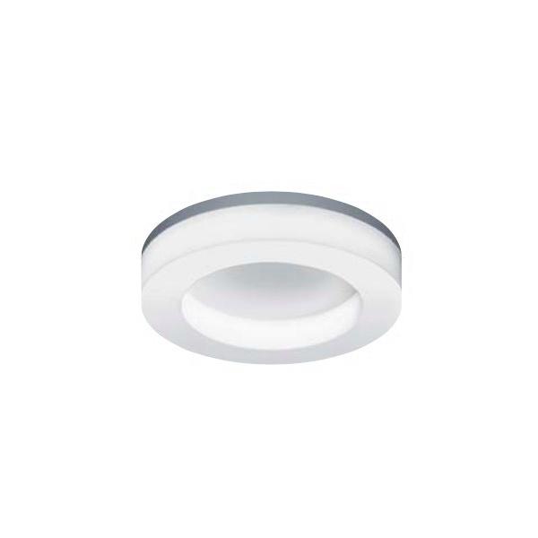Plafon LED Polar 29,4W 3000K Branco Forma Da Luz