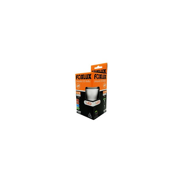 Lâmpada Led Bulbo A60 12W 6500K Branca Fria Foxlux