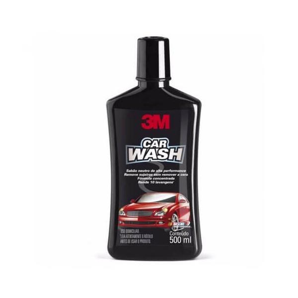 SHAMPOO CAR WASH 500ML