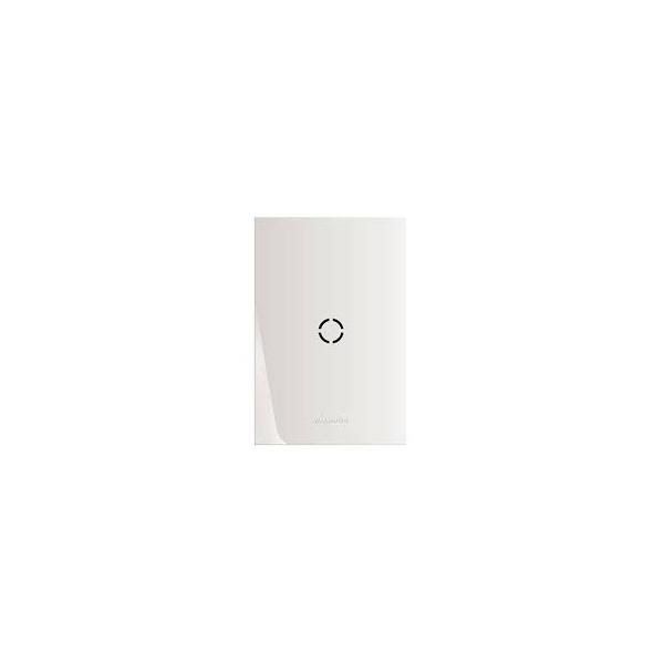 Placa 4x4 4 Modulos Distanciados Branco - Inova Pro