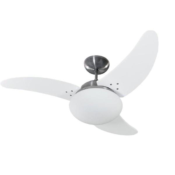 Ventilador de Teto Solano Branco 110V Tron 51.01-1022