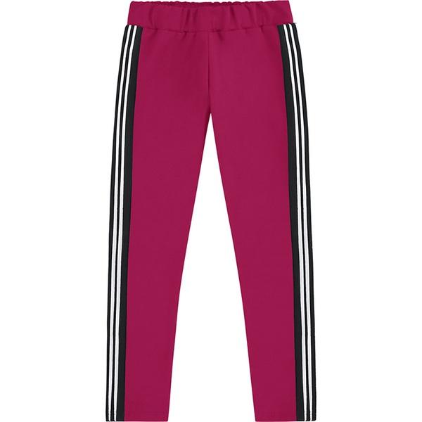 Calça Legging Kyly Infantil Feminina 10 ao 16 Pink