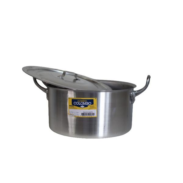 Caçarola industrial alumínio 16 Litros n 34