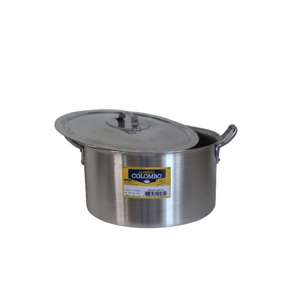 Caçarola industrial alumínio 12,5 Litros n 32