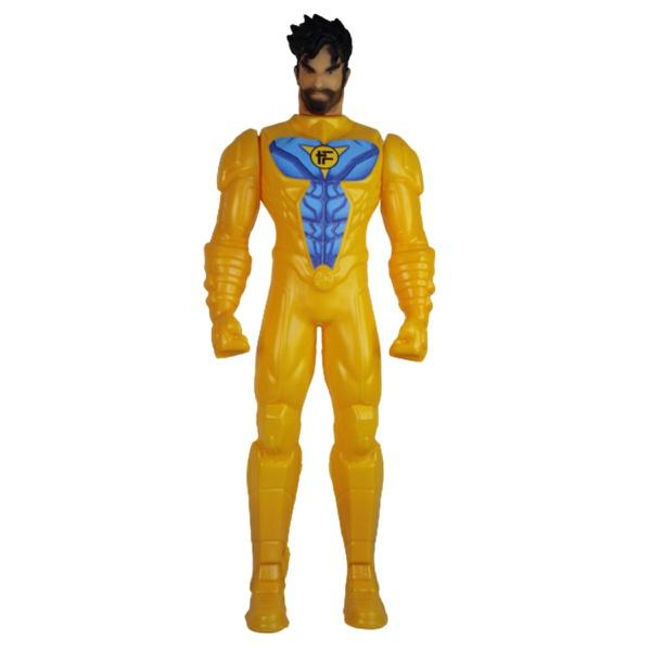 Boneco herói Wolfman brinquedos infantis para menino