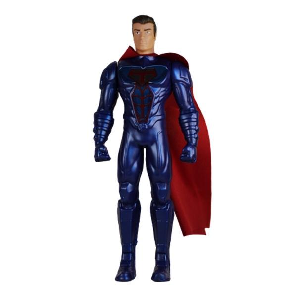 Boneco herói Superman brinquedos infantis para menino