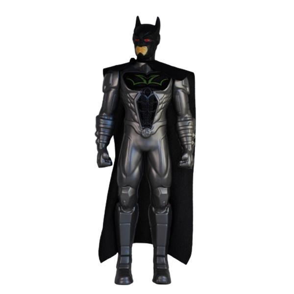 Boneco grande Batman herói brinquedos infantis para menino