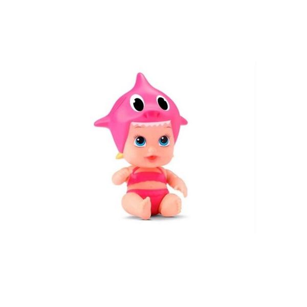 Boneca Little Tubaraozinho Divertoys