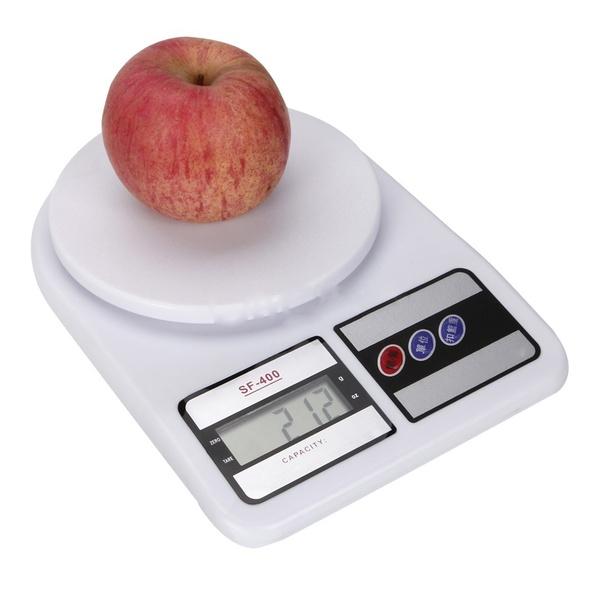 Balança eletrônica para cozinha 10 kg