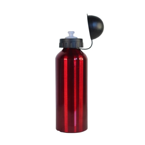 Garrafa térmica alumínio squeeze academia sport água 500ml