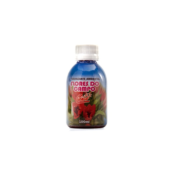 ODORIZ AMB FLOR DO CAMPO CENAP 100ML REFIL